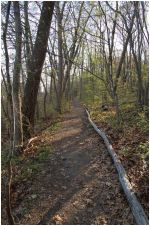 Self Guided Nature Trail at Sweetbriar Nature Center, Smithtown, Long Island